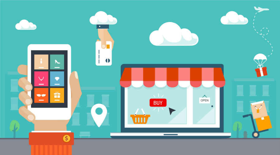 e-commerce web designing company Gurgaon