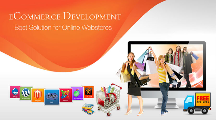 e-commerce website development Gurgaon